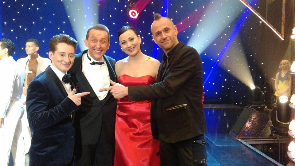 Rafael Scholten Le plus grand cabaret du monde TV5 Monde
