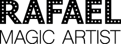 Rafael Magic Artist Logo