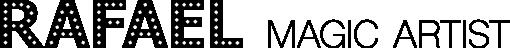 Rafael Magic Artist Logo